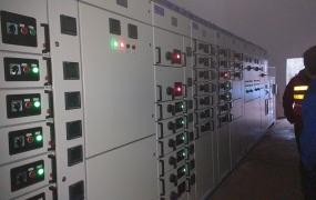 机电工程-交配电室