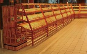 烘焙区域道具-烘焙面包架